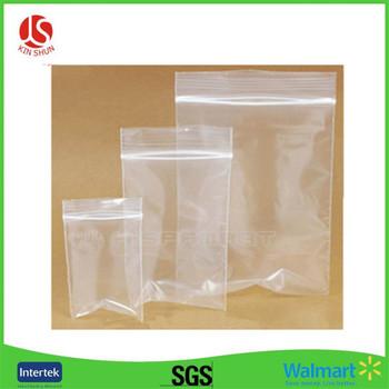 Ziploc Snack Bags Vacuum Clear Plastic Zipper