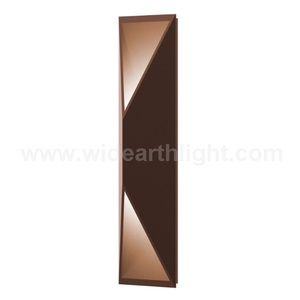 UL CUL Listed Modern Hotel 2 Light Lobby Wall Sconce Bronze W81260