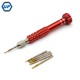 Pentalobe 5 in 1 Screwdriver Repair Kit phone opening for Iphone 6 S / 6/5 / 5S 5C / 4 / 4S Nokia Samsung Sony LG HTC
