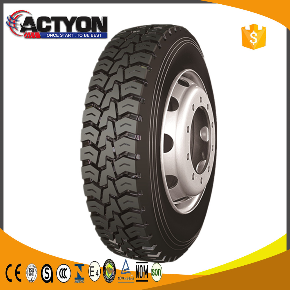 315/80R22.5 all terrian truck new tyres