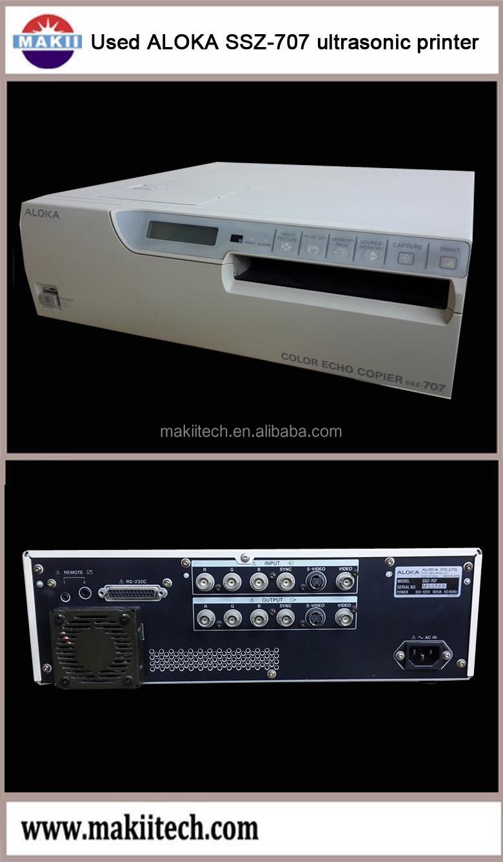 Used Ultrasound Video Printer Aloka Color Echo Copier Ssz-305/307 ...