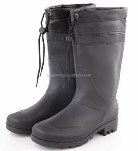 HN301W PVC cold storage safety snow boots men's winter boots
