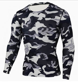 Custom camo rashguards mma wholesale