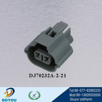 Dj70232a-2-21 Speaker Wire Connector 2pin Female - Buy Wire ...