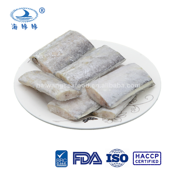 frozen food seafood wholesale ribbon fish hairtail fish belt fish, View  Frozen seafood, OEM Product Details from Zhoushan Haiwang Seafood Co , Ltd   on
