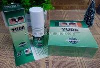 60ml*3 bottles Herbal Yuda hair spray in China