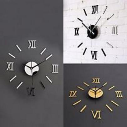 Amazing Adhesive Wall Clock, Adhesive Wall Clock Suppliers And Manufacturers At  Alibaba.com