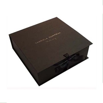 Wholesale Luxury Gift boxes with Magnetic Lid Supplier
