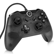 USB Wired Controller für Nintendo Schalter, Pro-Controller Gaming Gamepad Joypad für Nintendo Switch & PC