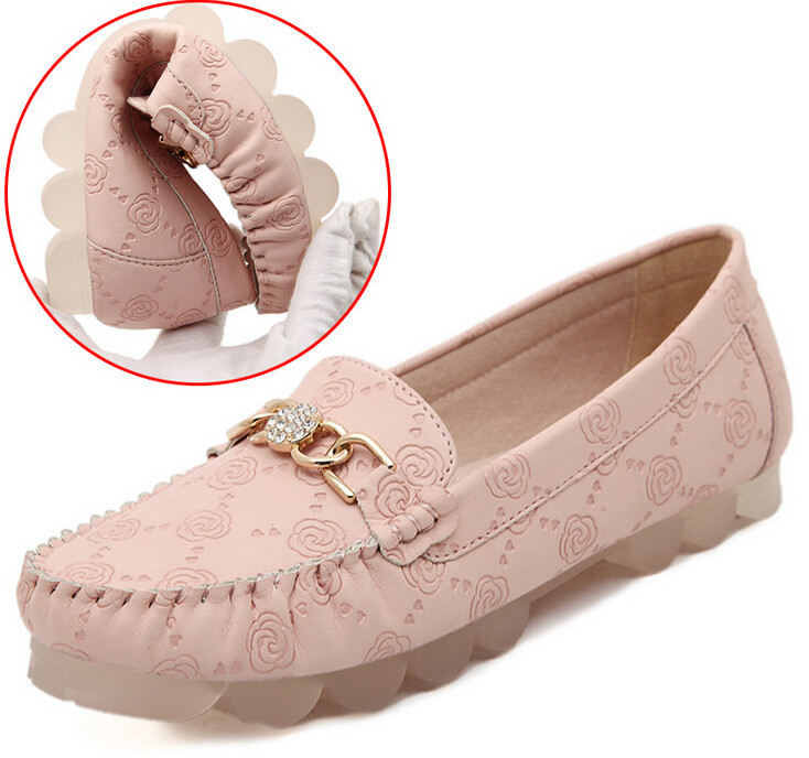 Wholesale 2015 fashion women shoes Rhinestone women flat cheap ...