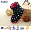 new trend fashion printing good quality cheap child boot shoe