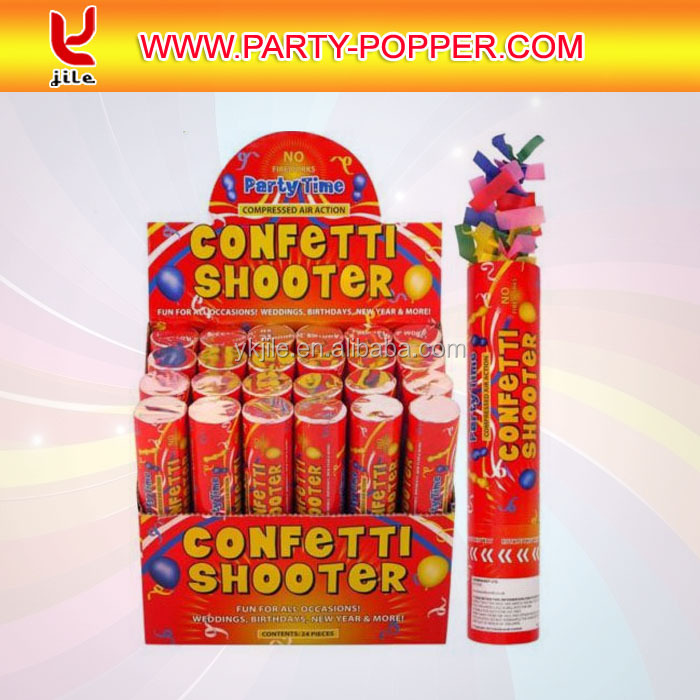 High Performance Spring Party Popper With Great Low Prices