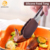 Heat-Resistant Silicone Bbq Bread Tong Clips For Salad Steak Serving