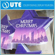 Outdoor Advertising Promotion advertising abs kt pvc acrylic board sheet printing uv digital printing