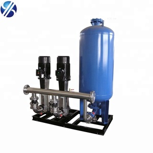 Water supply system of sewage treatment Plant for constant pressure Frequency conversion Water supply Unit