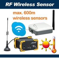 data logger for hdpe pipe butt fusion machine temperature humidity Wireless Sensor