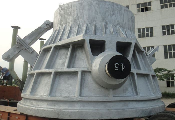 Steel Slag Cement : High quality slag pot carrier with ton capacity buy