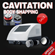 belly fat burning cavitation slimming weight loss beauty device