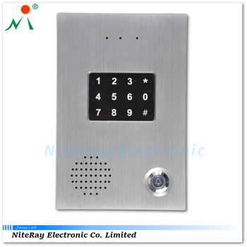 Sip Door Phone Ip Door Entry Phone Q516 Buy Ip Door Phonedoor