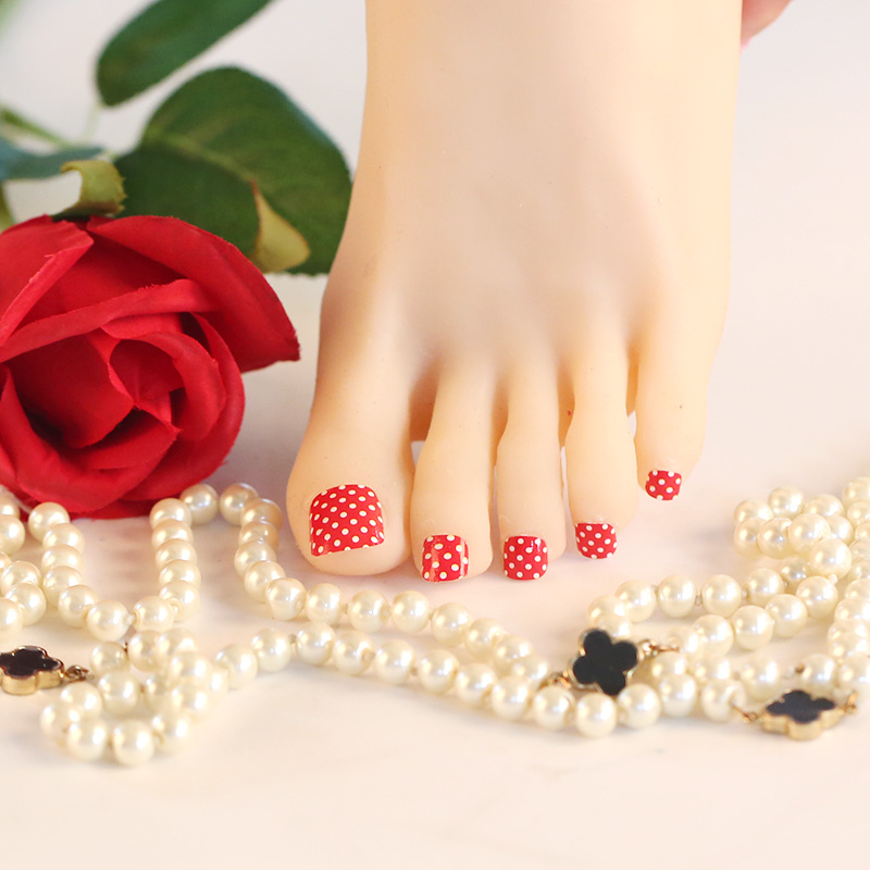 Kids Cute Candy Custom 100% real nail polish children nail art stickers cartoon