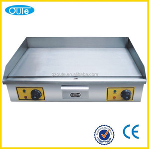 High Quality Mini Commercial Electric Counter Top Griddle