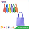 Custom Desig Size and Logo Imprint colorful folding Non Woven Bag