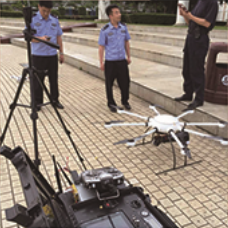 High Performance Professional Police UAV UP4 Series