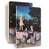 Pattern printing Hot selling 8 inch stand cover for ipad mini 1/2/3 case