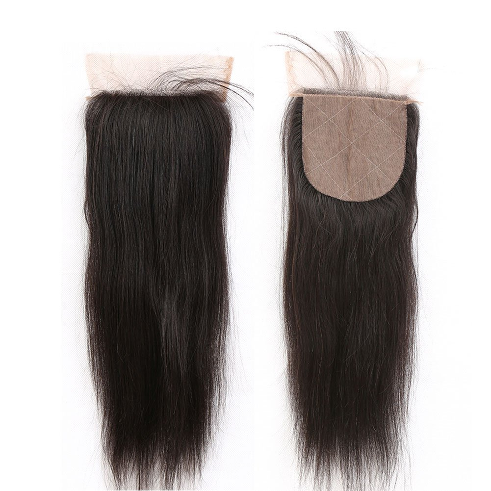 Cheap hair color base chart find hair color base chart deals on get quotations sent hair silk base closure brazilian straight free part lace closure human virgin hair bleached knots nvjuhfo Image collections