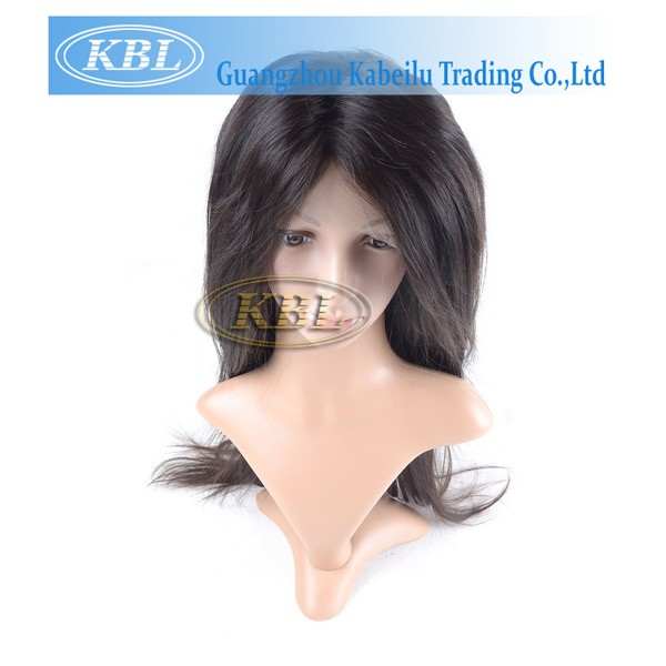 Alibaba china manufacturer goodly blonde u part wig