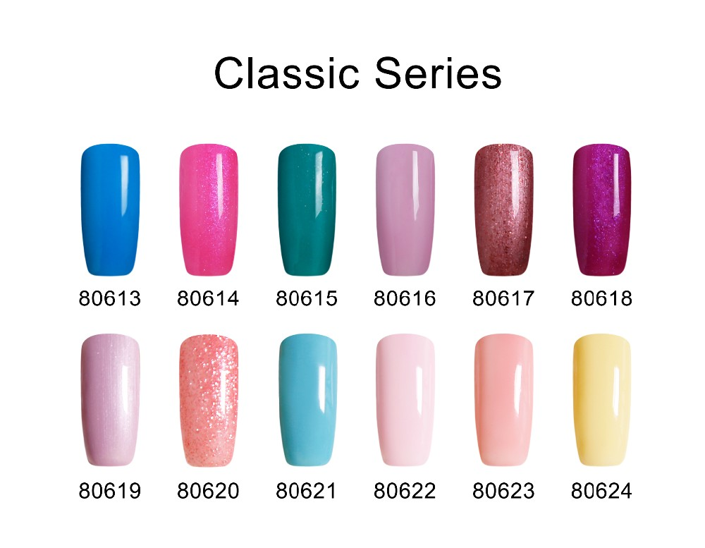 Bluesky New Spring Color Uv Gel 2018 Beauty Nail Arts Design Hot ...
