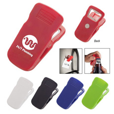 Novelty gift Kitchen drinking fridge magnet escape push down up zap bottle cap portable colorful plastic automatic beer opener