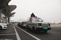 aircraf/ airport ground support equipment 25KN,30KN, towing tractor, tow tractor, airport tractor