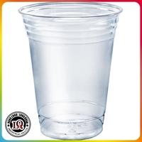 Soft Plastic Assorted Neon 16 oz PP PET Plastic Party Cup