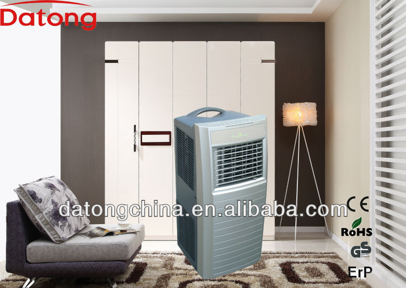 China New Design 9000BTU Cooling only Portable Moving Air Conditioner