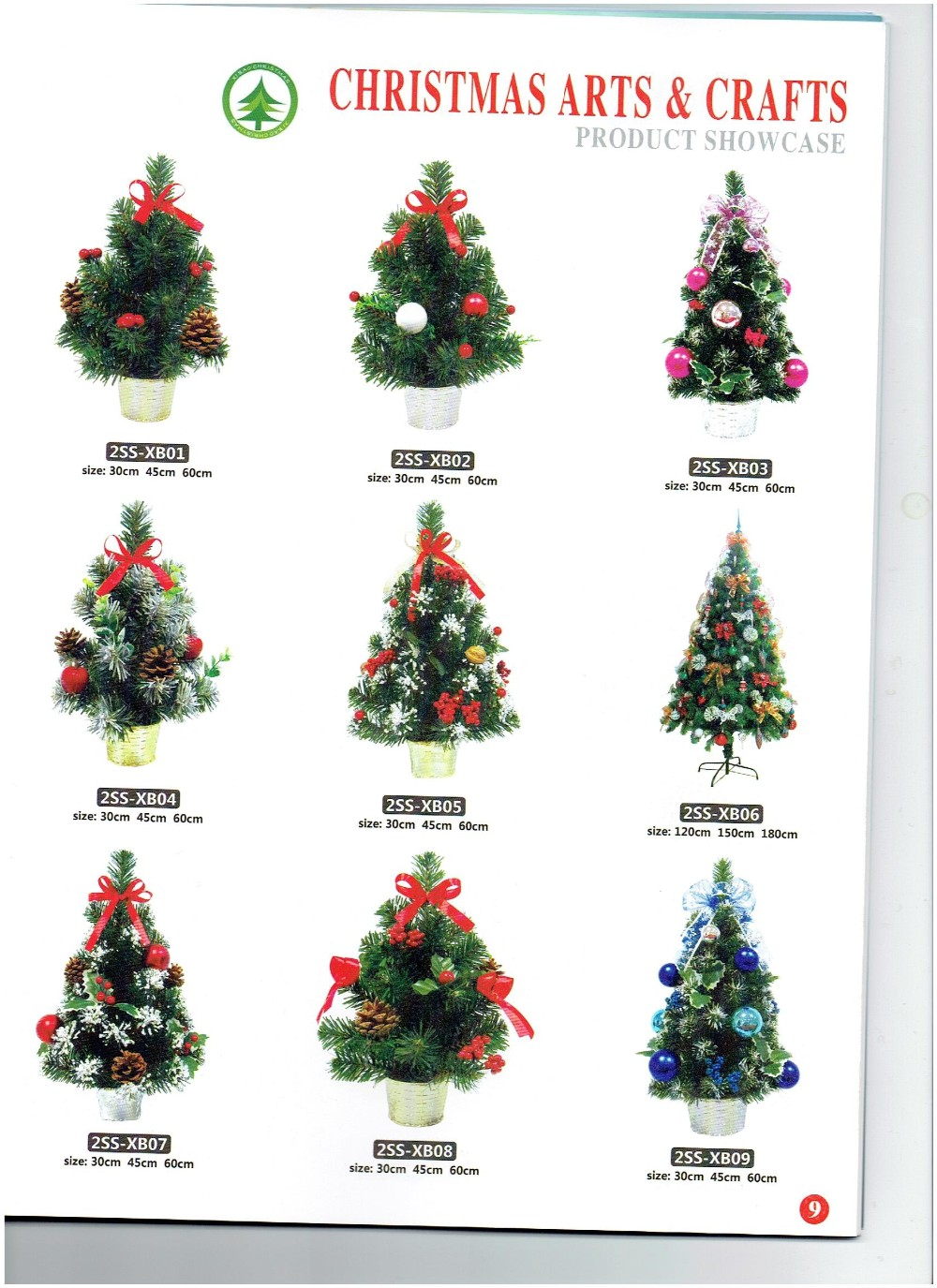 Best Selling Mini Christmas Tree Table Tree With X Mas