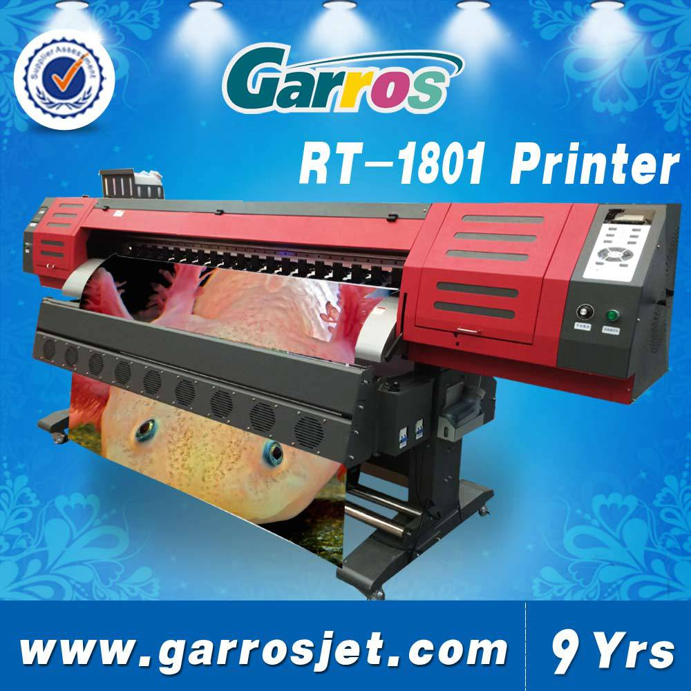 Garros Large Format Direct Textile Printer With Epson DX5