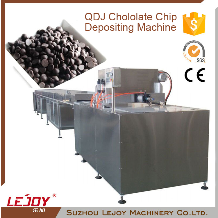 Factory Price Small Automatic Chocolate Chips Maker Machines