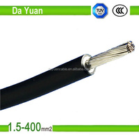 Low smoke zero halogen Tinned copper PV solar cable manufacturer