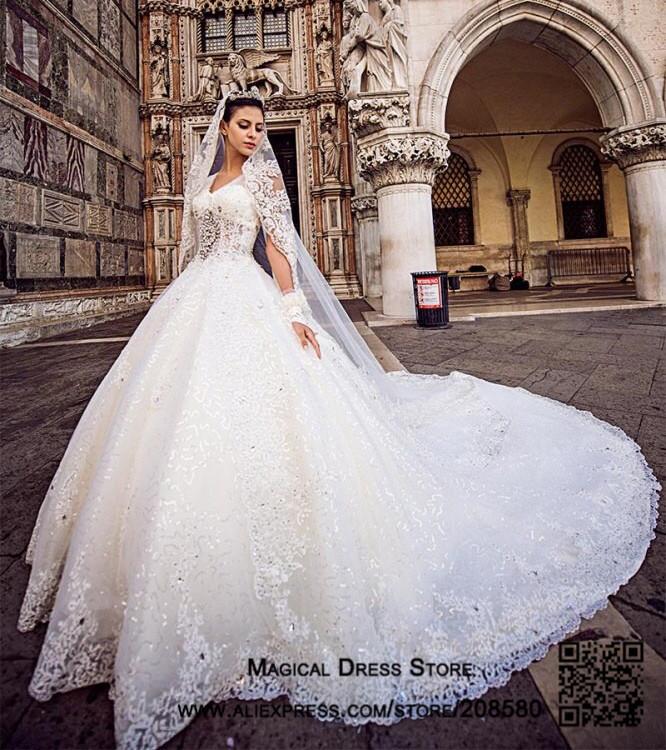 Designer Wedding Dresses 2016
