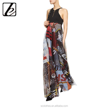 Print latest formal gorgeous lady evening dress fashion patterns
