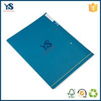 Unique design practicability plastic executive file folder on sale