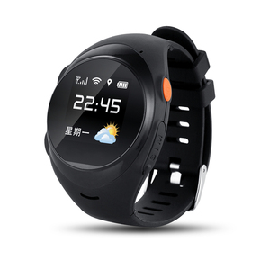 1.2 inch bluetooth/gps tracking smart watch supports both Android OS and IOS
