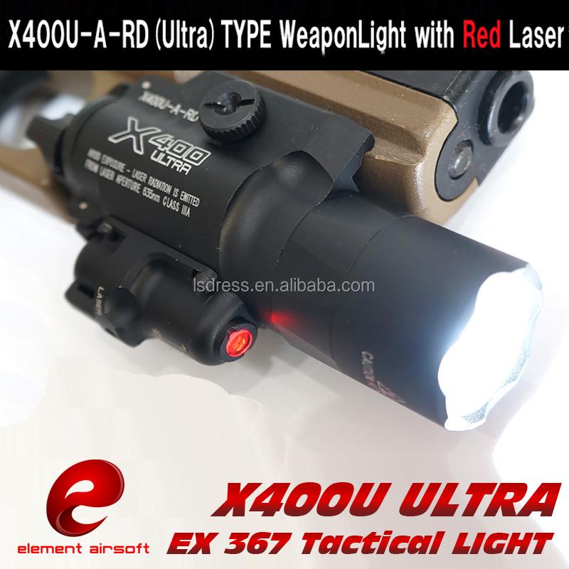 Ex 367 Element Sf X400u Ultra Led Tactical Rail Mounted Weapon ...