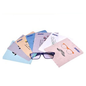custom logo cleaning cloth glasses for phone