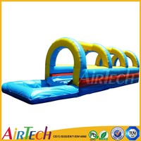 China slip n slide commercial PVC water slide inflatable water slide for adult
