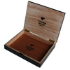 High Gloss Finish Solid Mahogany Cigar Humidor