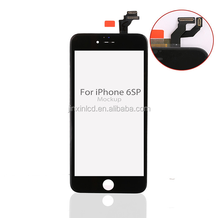 TOP new lcd screen for iphone 6s plus phone unlocked for iphone 6s plus lcd assembly