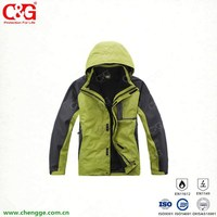 waterproof clothing jacket