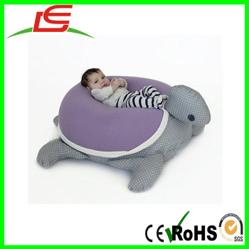Kids Baby Floor Pillow Giant Animal Shaped Turtle Bean Bag Chair ...